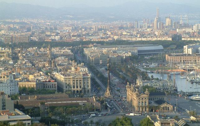 Barcelona – Panorámicas